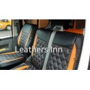 VW TRANSPORTER T5 (2004-2015) 9 Seater Seat Covers