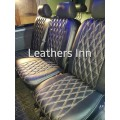 VW TRANSPORTER T5 (2004-2015) Front Single And Twin Seat Covers (1+2)